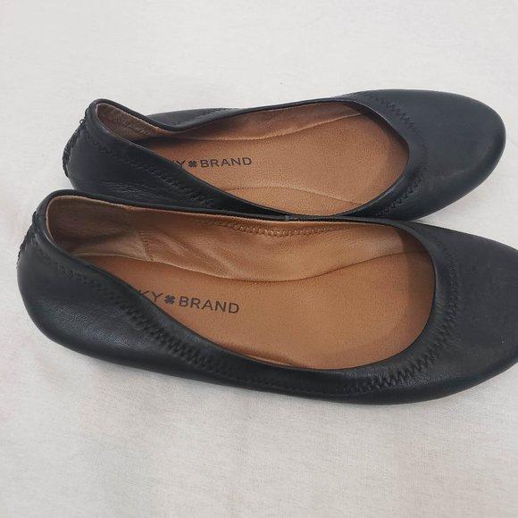 Lucky Brand Shoes   Ballet Flats Wide